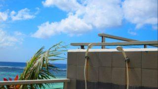 ビーチのシャワー
