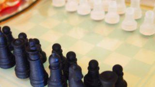 チェスの盤面