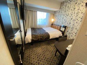 アパホテル両国の客室