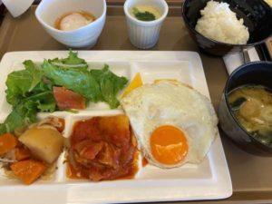 アパホテル両国の朝食