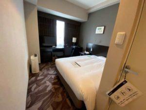 ホテルメッツ立川の客室